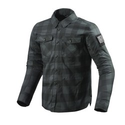 REVIT JACKA BISON BLK/GREY