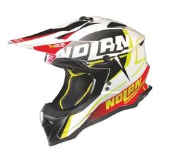 Nolan N53 Sidewinder 43/Metl Whit