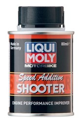 LIQUI MOLY BRÄNSLETILLSATS SHOOTER SPEED 80ML
