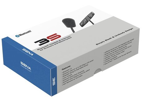 SENA 3S-WB BLUETOOTH HEAD & INTERCOM