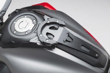 EVO tank ring Black. Yamaha MT-07 (14-17) / Moto Cage (15-).