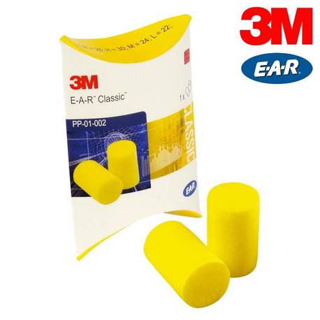 öronproppar 3m ear classic