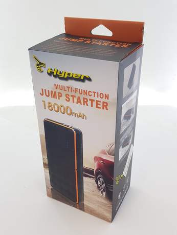 Hyper Power Station 18000 with Jump Starter